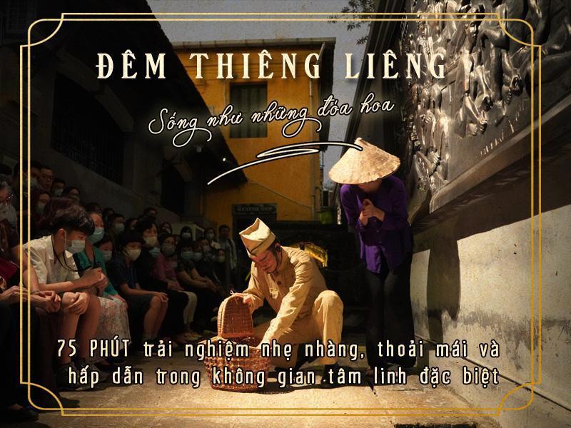Tour Hoả Lò - Đêm Thiêng Liêng - Sáng Ngời Tinh Thần Việt