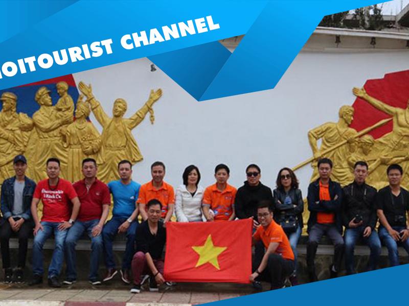 Caravan Tour - Hành trình qua các kinh đô Việt - Lào