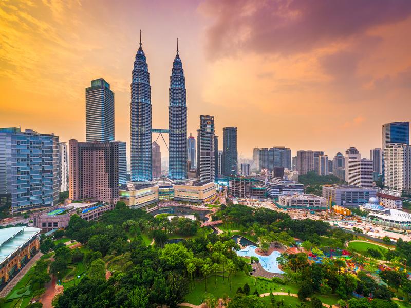 Du lịch Singapore - Malaysia 2