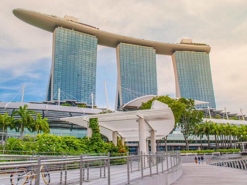 Du lịch Singapore - Malaysia