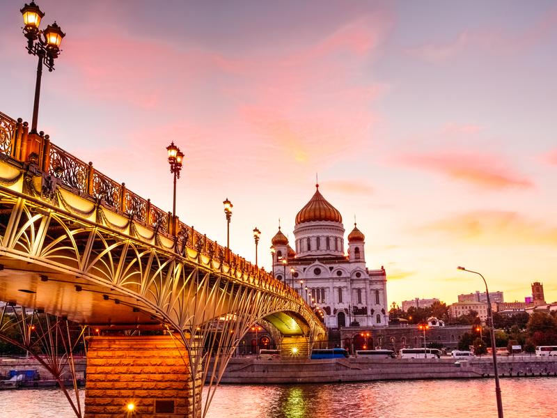 Du lịch Nga 2