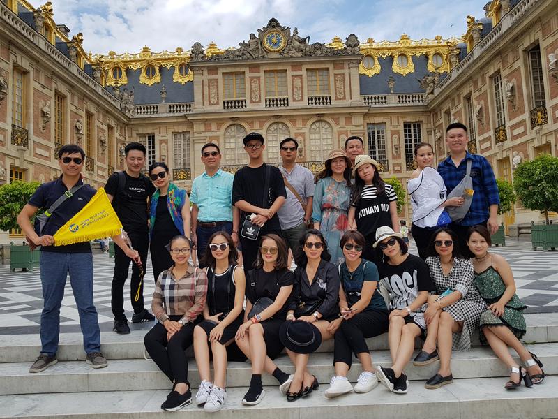Cung điện Versailes
