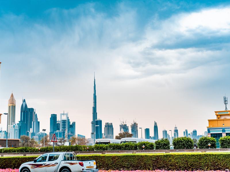 Du lịch Dubai 5