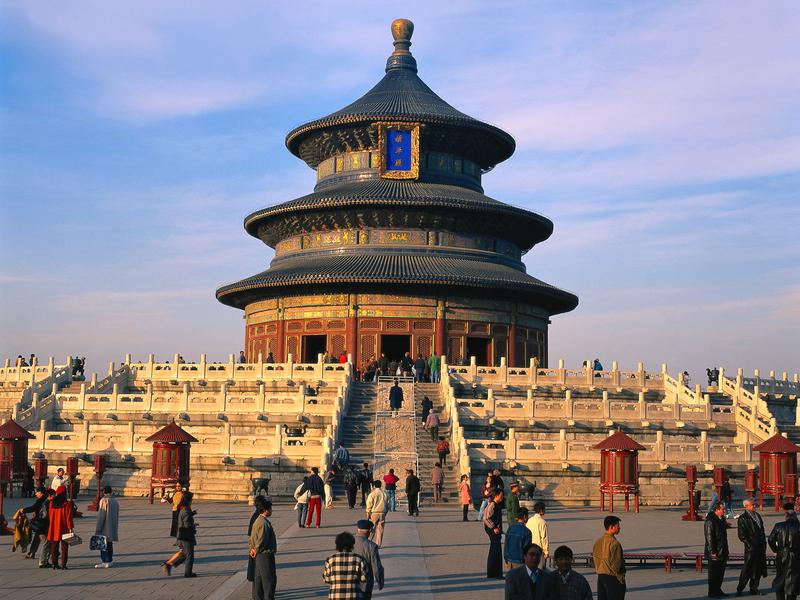 Du lịch Trung Quốc  5