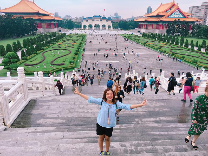 Khách du lịch Đài Loan cùng Hanoitourist