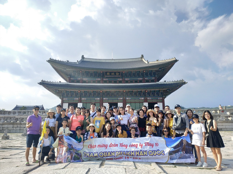 Du lịch Hàn Quốc cùng Hanoitourist