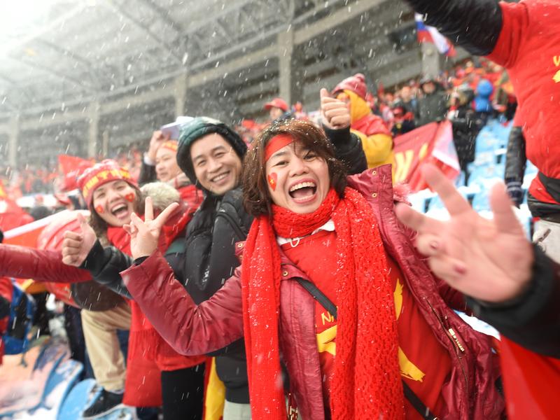Tour bóng đá cùng Hanoitourist