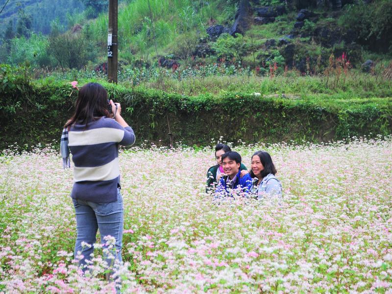 Khách du lịch trong nước | Hà Giang