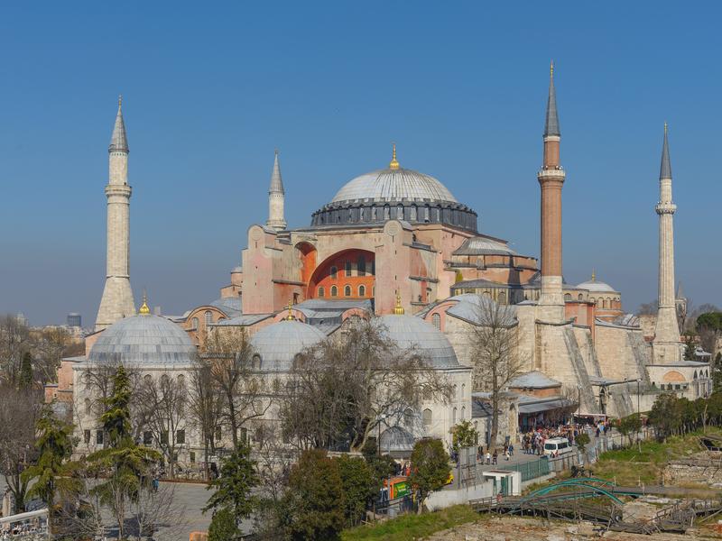 Du lịch Thổ Nhĩ Kỳ 2