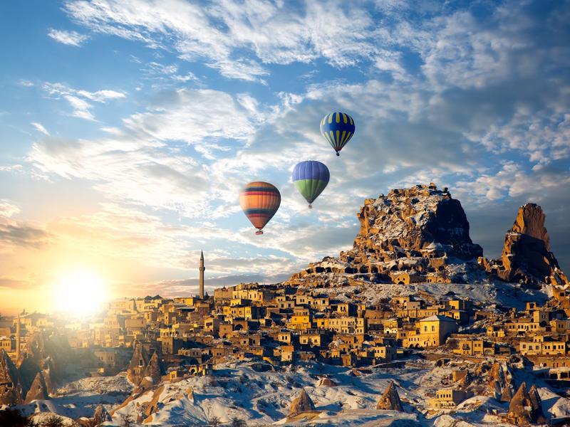 Du lịch Thổ Nhĩ Kỳ 10