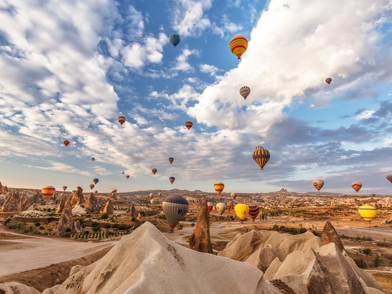 Du lịch Thổ Nhĩ Kỳ 9