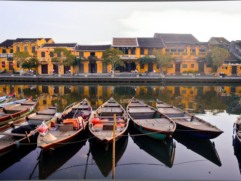 Du lịch Đà Nẵng - Hội An - Bà Nà 8