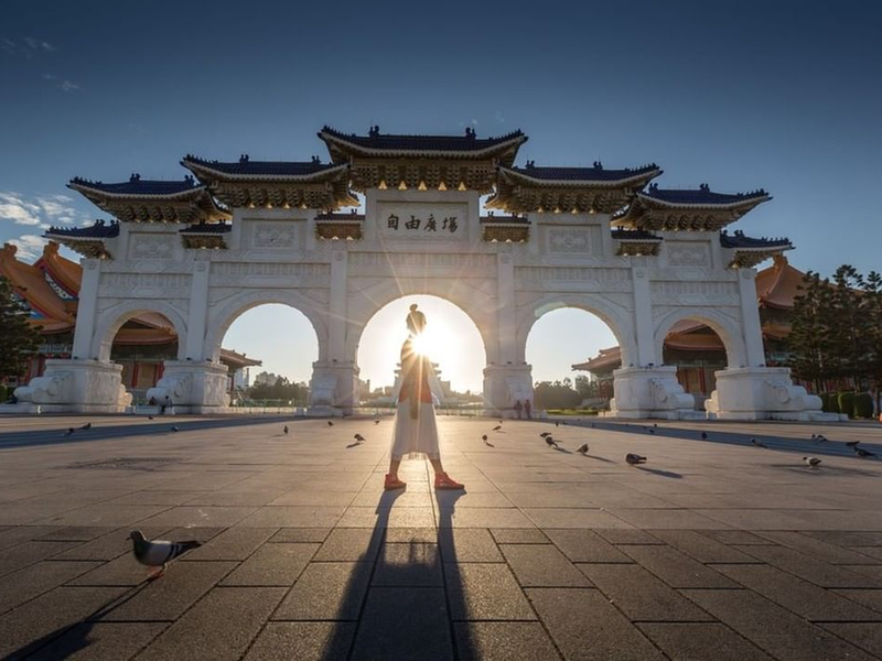Khám phá Đài Loan