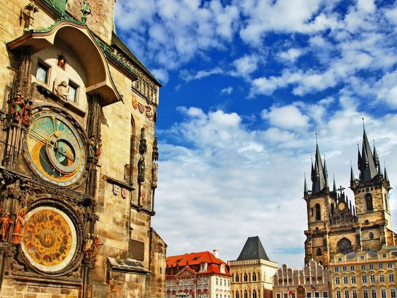 Du lịch Séc Áo Hung 10