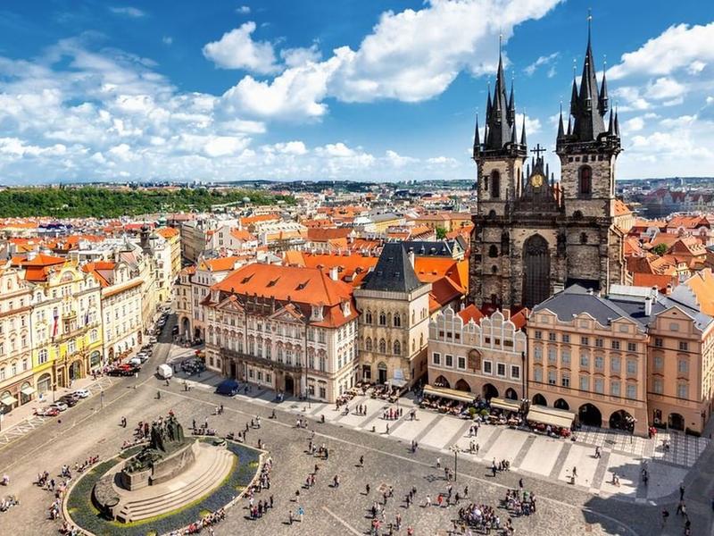 Du lịch Séc Áo Hung 6