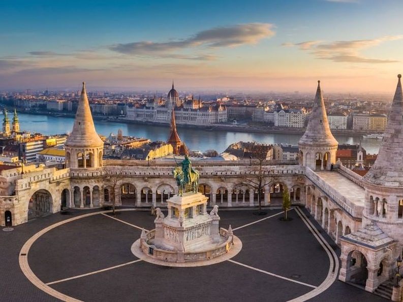 Du lịch Séc Áo Hung 1
