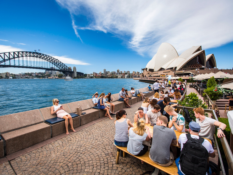 Du lịch Úc 1