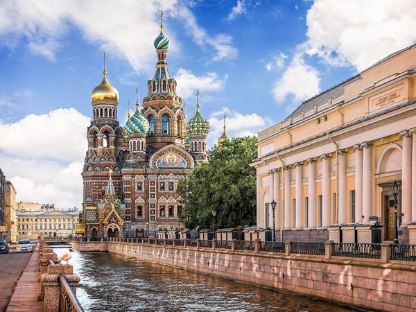 HÀ NỘI - SAINT PETERSBURG - MOSCOW - HÀ NỘI