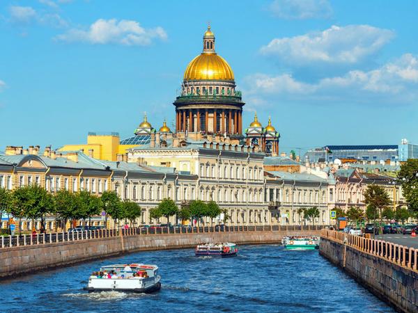 HÀ NỘI - DU THUYỀN SÔNG VOLGA - MOSCOW - ST PETERSBURG - HÀ NỘI