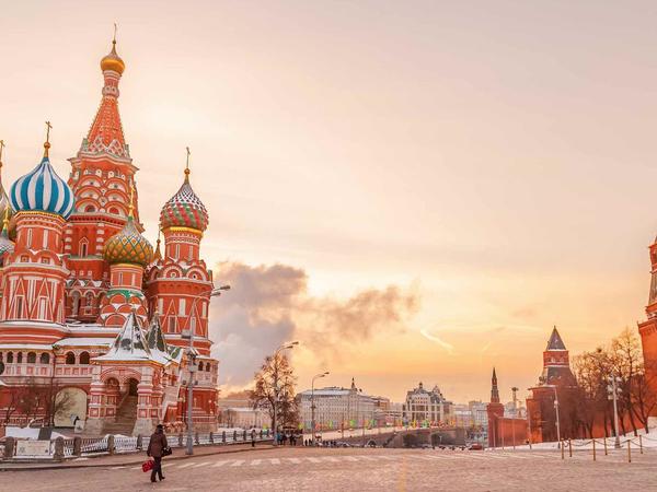 HÀ NỘI - ST. PETERSBURG - MOSCOW - HÀ NỘI
