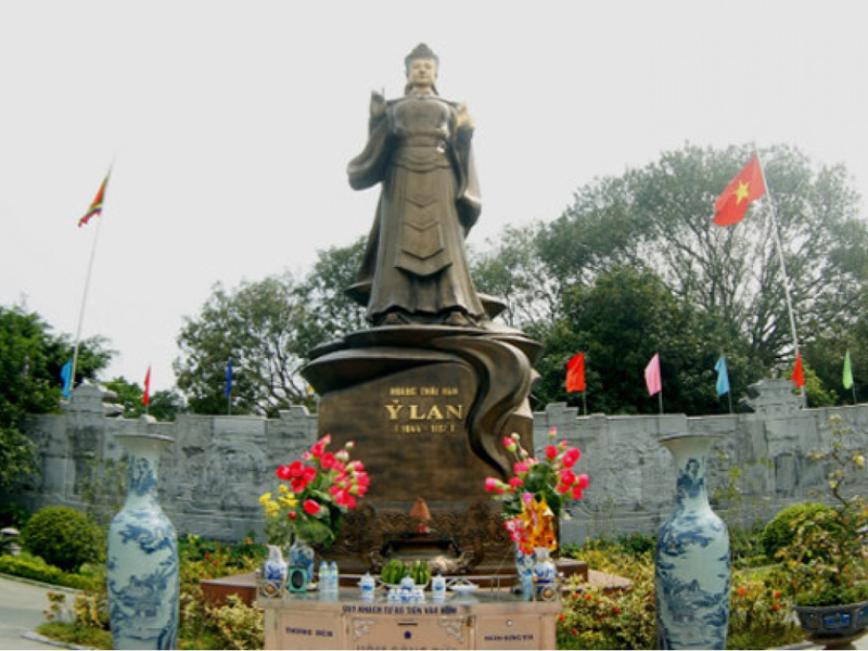 Vương Phi Ỷ Lan